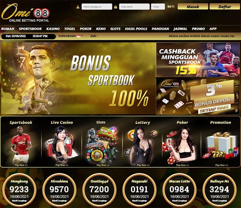 situs agen bandar judi bola omi88 taruhan bola88 online terbaik indonesia uang asli